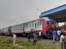नेपालमा सुरु भयो रेल यातायाततर्फको अर्काे यात्रा